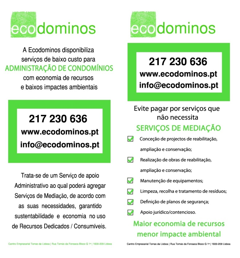 Flyer Frente & Verso